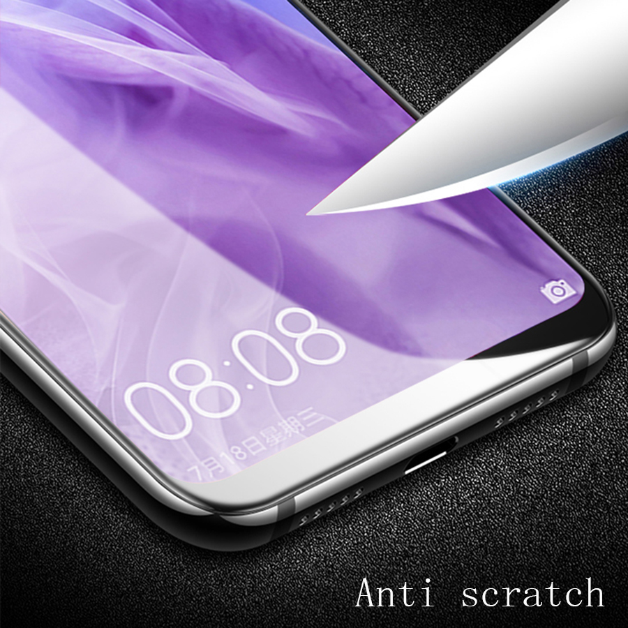 9D Tempered Glass Film For Xiaomi Mi 9T Rro Note 7 Rro 7A Mi 9 Mi 8 SE Lite Mi A2 Lite 6 6A Mi 6X K20 Rro Screen Protector Glass in Phone Screen Protectors from Cellphones Telecommunications