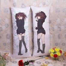 Menhera-cojín decorativo de Manga Otaku para adultos, almohada de Anime, regalo, Dakimakura, envío directo