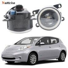 Led-Fog-Lights Nissan Leaf Daytime for Cut-Line-Lens ZE0