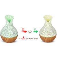 Mini Air Lampe Luftbefeuchter Ultraschall Nebel Aroma Diffuser Usb Ätherisches Öl Diffusor Aromatherapie luftbefeuchter Für Home Auto Büro-in Luftbefeuchter aus Haushaltsgeräte bei
