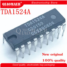 цена на 1pcs/lot TDA1524A DIP TDA1524 DIP-18 New original 100% quality