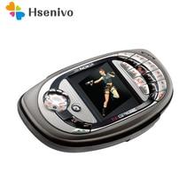 Orijinal QD unlocked Nokia n gage QD oyun cep telefonu bluetooth çok dilli yenilenmiş