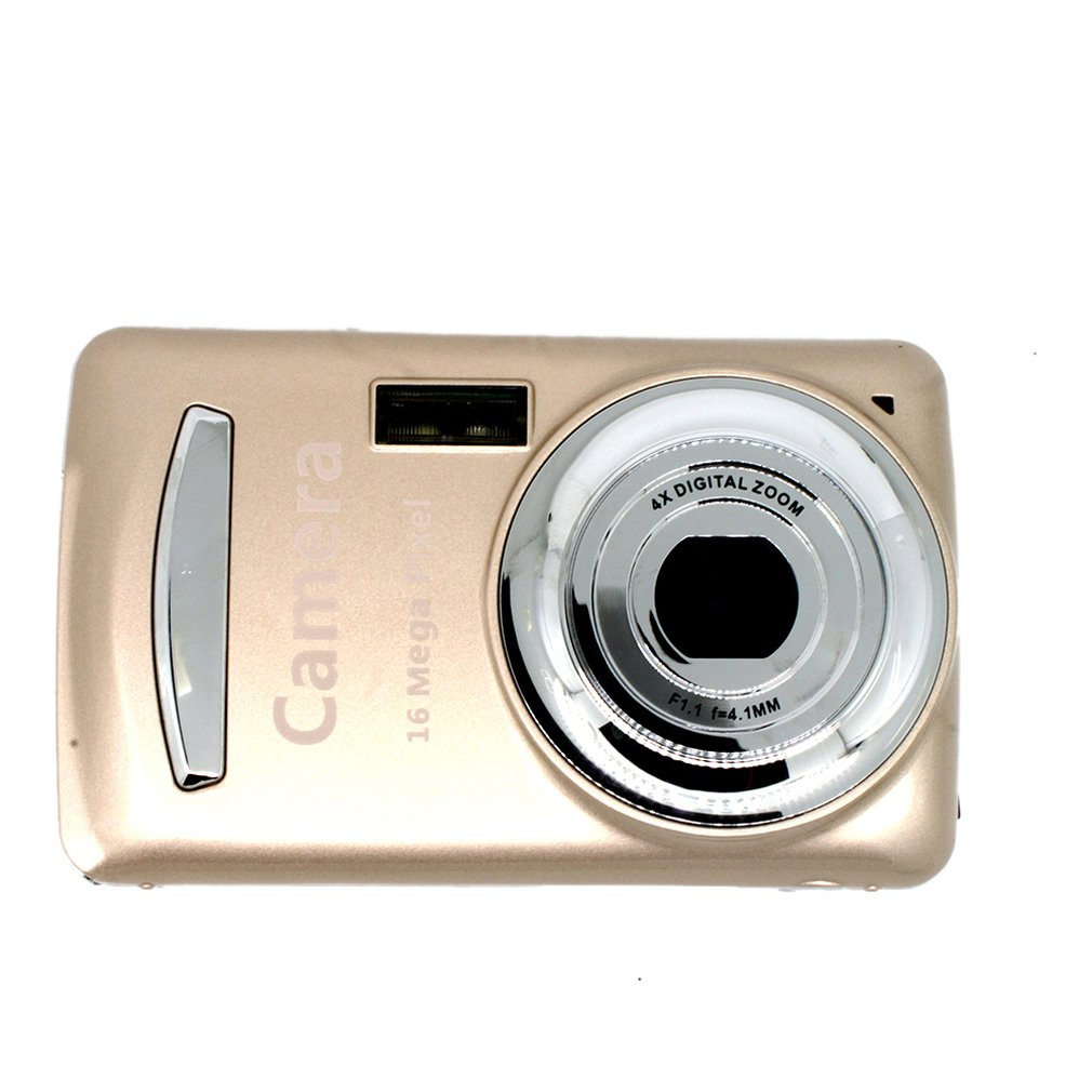 XJ03 Children's Durable Practical 16 Million Pixel Compact Home Digital Camera Portable Cameras for Kids Boys Girls HD Screen