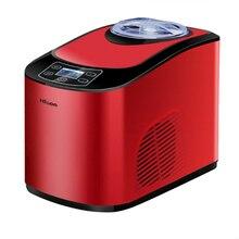 1PC בית מלא אוטומטית ICM 15A מיני קרח קרם מכונה ביתי אינטליגנטי גלידת יצרנית 1.5L קיבולת 140W קרח מקבלי