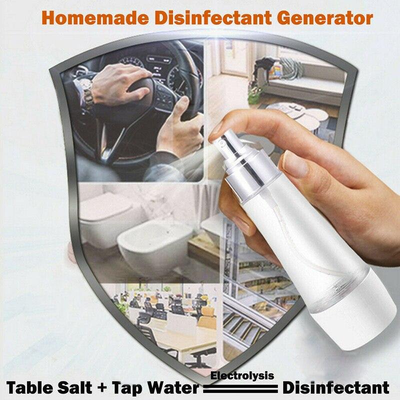Portable Disinfection Liquid Making Machine Non-toxic Harmless Self-made Spray Maker DQ-Drop