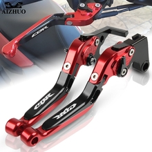 Motorcycle Brake Clutch Lever Folding Extendable For HONDA CBR600RR 2003 2006 CBR954RR 2002 2003 CBR 600 954 RR 600RR 954RR