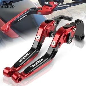 Image 1 - Motorcycle Brake Clutch Lever Folding Extendable For HONDA CBR600RR 2003 2006 CBR954RR 2002 2003 CBR 600 954 RR 600RR 954RR