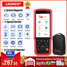 LAUNCH X431 CRP429C OBD2 code reader scanne ENG ABS Airbag SRS AT Diagnostic tool DPF BMS EPB11 reset function pk CRP129 CRP479