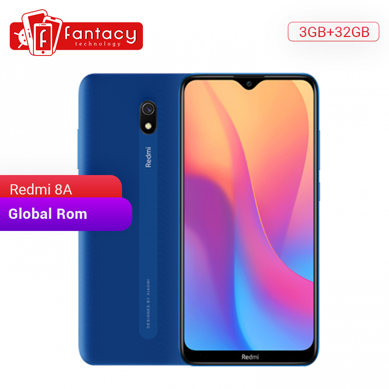 Global Rom Xiaomi Redmi 8A 8 A 3GB 32GB 6,22