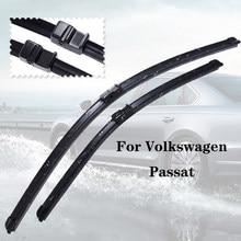 Стеклоочистителей для Volkswagen Passat из 2002 2003 2004 2005 2006 2007 2008 2009 до 2019 лобовое стекло «чистый автомобиль»