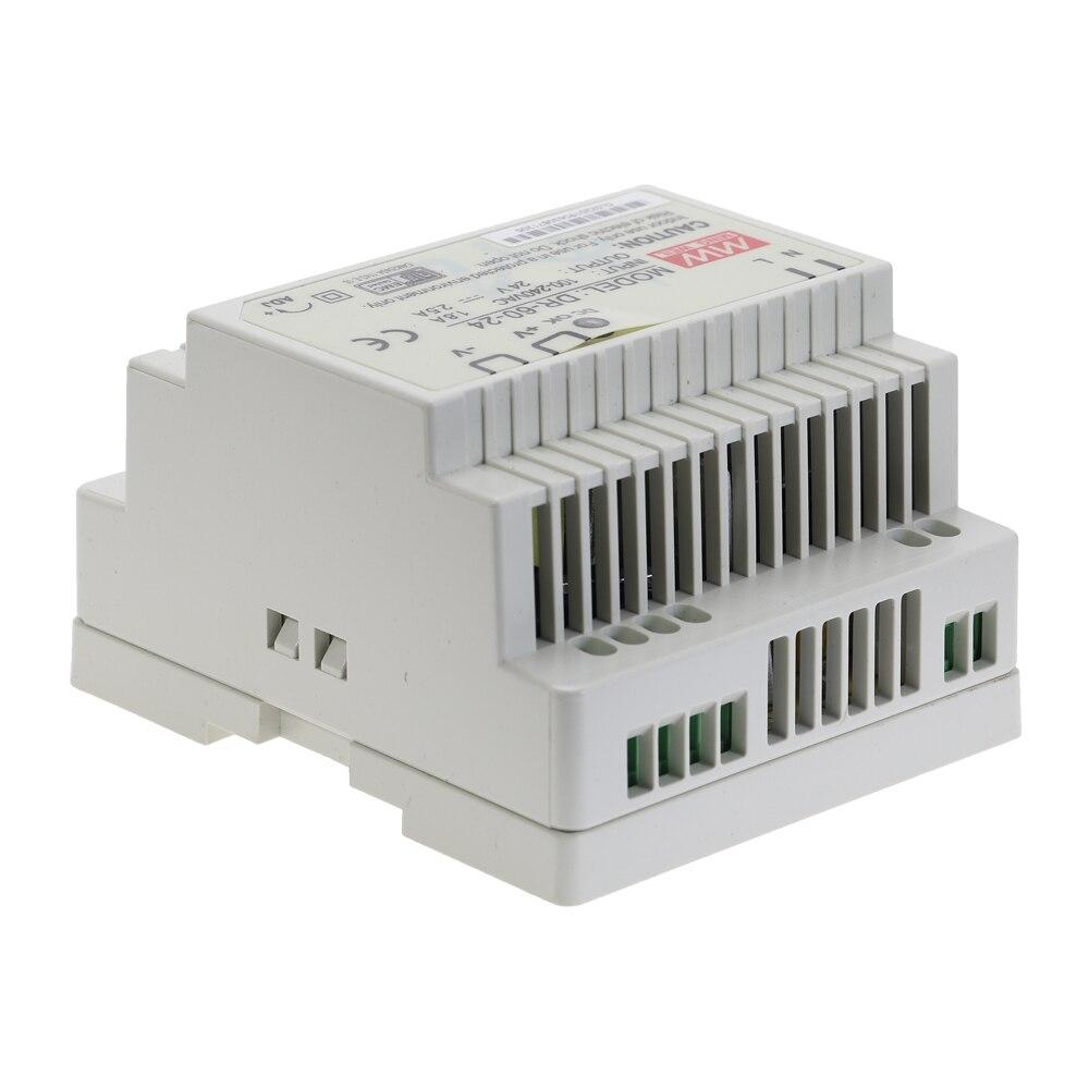 DR-15 DR-45 DR-60 15W 45W 60W Single Output 5V 12V 15V 24V Industrial Din Rail Switching Power Supply DR-15/45/60-5/12/15/24-5