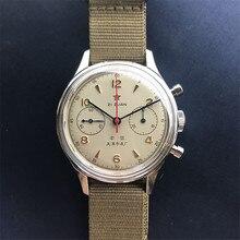 Genuine Seagull St1901 Movement 1963 Pilot Watch Chronograph
