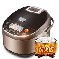 rice cooker electric 4L rice machine 3D heating Fine Cooking cooker rice Smart booking 5 layer Ceramic Crystal inner pot
