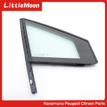 Front outer triangular glass, triangular glass, left and right, suitable for Citroen new and old Sega