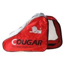 Portable Large Capacity Roller Skates Storage Bag Outdoor Sports Handbag Skate Shoe Collection Multi-Purpose Shoulder