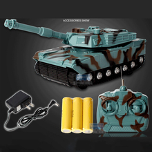 лучшая цена Hot selling 1:22 Rc Tank on the Radio Control Radio controlled tanks Rc Remote Control Tank Toy Funny Gift for Children