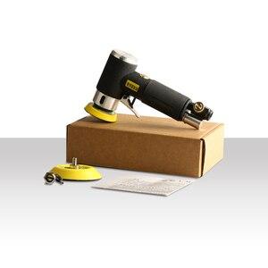 """Image 5 - SPTA 1 """"/2""""/3 """"مدار عشوائي جهاز لسنفرة الخشب ماكينة الطحن الهوائية الصغيرة لتلميع السيارات عالية السرعة تعمل بالطاقة الهوائية الرملي الملمع"""