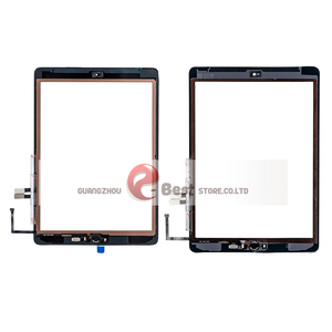 Image 3 - 10Pcs/lot For iPad 9.7 (2018 Version)  6 6th Gen A1893 A1954 Touch Screen Digitizer Glass With Home Button