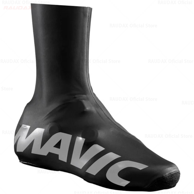 2021 Mavic Summer Man's Lycra Zip Cycling Shoe Cover Sport MTB Bike Shoes Covers Bicycle Overshoes Cubre Ciclismo Men Shoe Cover