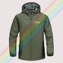 Куртка мужская с капюшоном и капюшоном, непродуваемая мягкая уличная одежда для мотокросса, эндуро, для походов, Азиатского размера, для осе...
