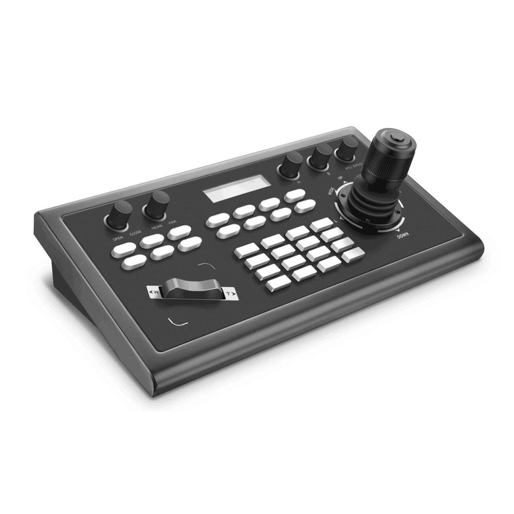 Controle da câmera do ip de hdmi sdi do controlador do joystick do ip de ptz com onvif visca-2