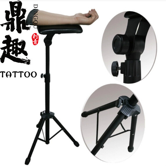 Tattoo Equipment Tattoo Machine Supplies Tattoo Hand Bracket Manganese Steel Arm Bracket Tattoo Beauty Aids