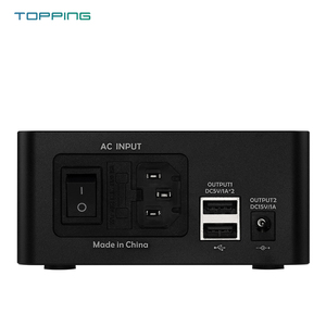 Image 4 - Topping D50s Bluetooth DAC + tepesi P50 doğrusal güç kaynağı