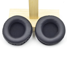 High Quality Replacement UP Leather Sponge Earpads For Skullcandy Hesh/ Heshs2.0 Headphones Ear Pads 80mm YW#