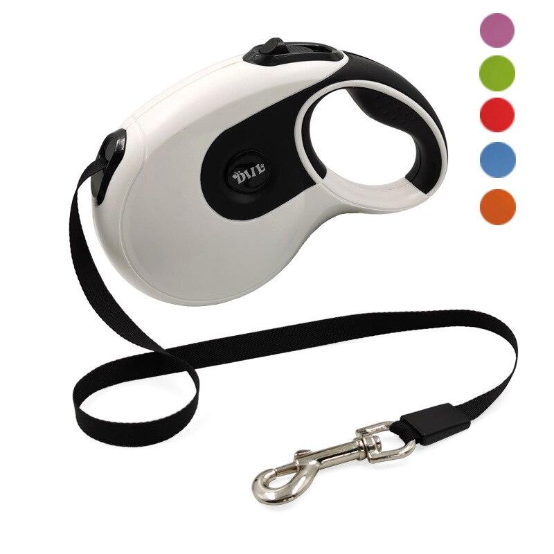 8M Durable Premium Dog Leash Automatic Pet Leads Retractable Large Dog Lead Extending Walking Leads Traction Rope Belt Pet Leash