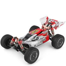 WLTOYS 14400 1/14 RC Car Toys Electric 4WD Off-road Vehicle High Speed Remote Control Vehicle Kids Toys sdl 2017a 9 4 channel 10 in 1 diy block high speed remote control off road vehicle educational toys for children
