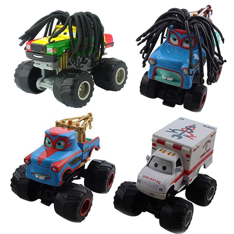 Disney Pixar Cars 2 3 Mater Movies Toys Cars Monster Truck Diecast