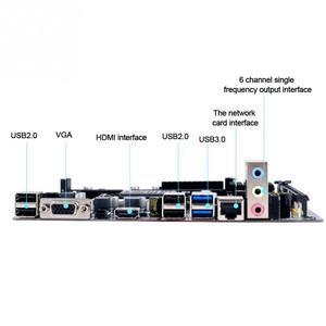 Image 4 - B75 LGA 1155 เมนบอร์ดชุดIntel Core I5 3470S CPU 2Pcs 2X8GB = 16GB 1600MHz DDR3 เดสก์ท็อปSATA III USB 3.0 VGA HDMI
