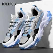 Casual Shoes Footwear Chunky-Sneakers Platform Street Lightweight Breathable Fashion