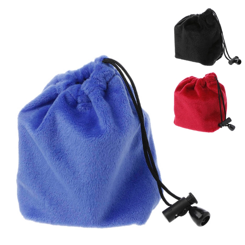 Velvet Bag For Storage And Protect Speed Magic Cube Puzzle Game High Quality New Y4UD