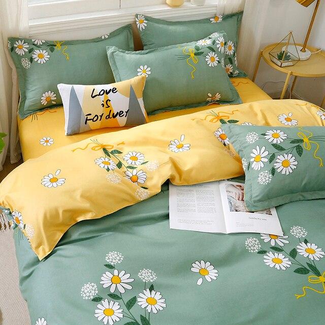 Nordic Bedding Set Chrysanthemum  15