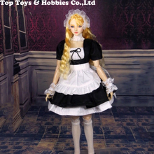 1/6 Scale Womens Clothing Accessories Set Gothic Maid CC125 for12inches femal body action Figures