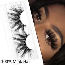 1 Pair Dramtic Long Wispies Fluffy Eyelash 25MM 3D False Eyelashes Hair Fake Lashes Eyelashes Extension Makeup Tools