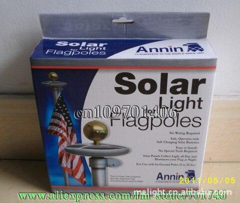 energia solar poste de luz solar ao