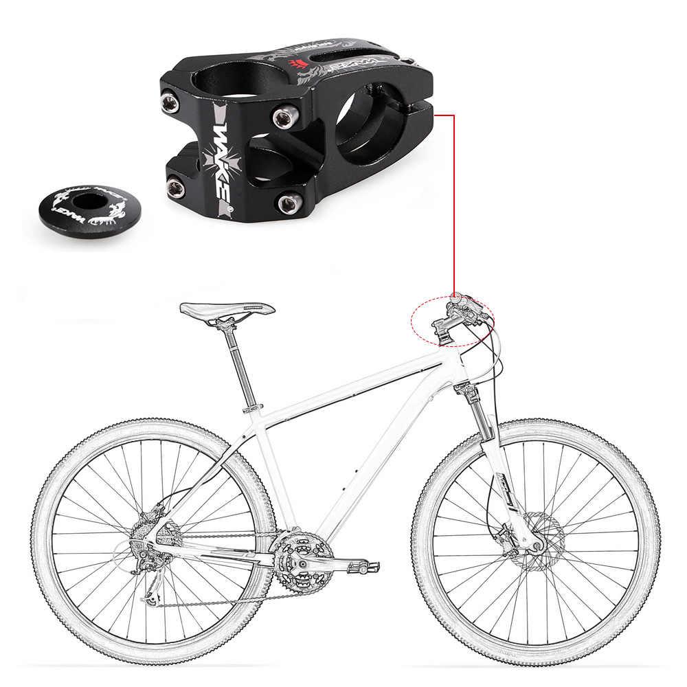 High-Strength Stem Lightweight 31.8mm Bike Stem For MTB Mountain Road Bike Stem