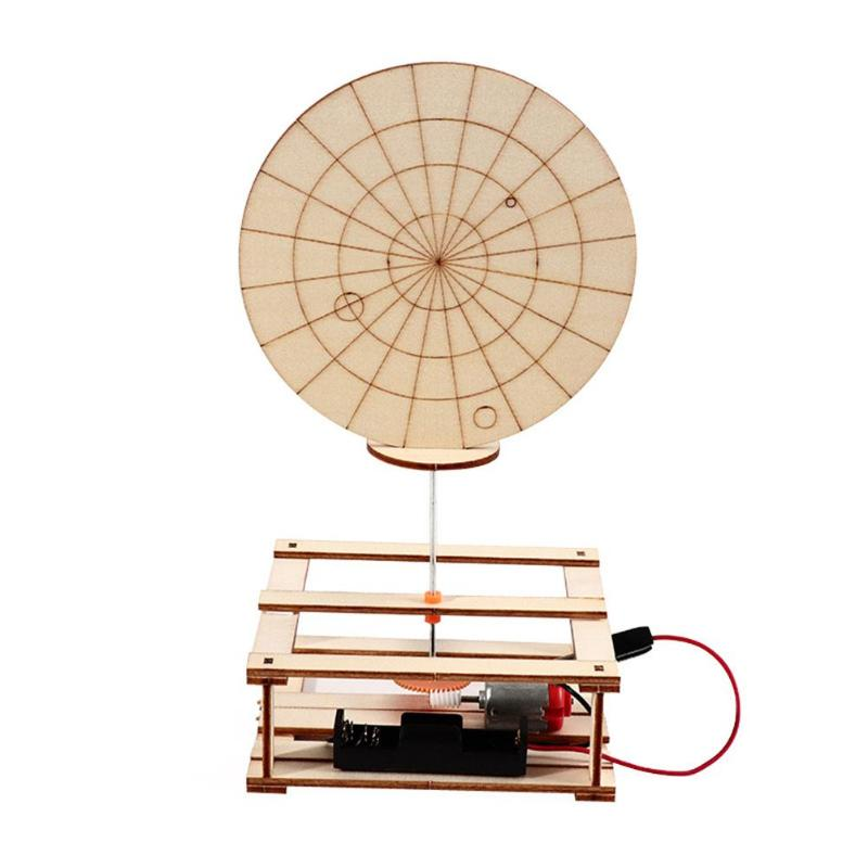 Mini Radar Detector Toys Stimulate Child Potential Creative Thinking Fun Inventions Small Production Material Kits