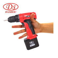 DS DIY Power Tools Electric Screwdriver Rechargeable Drill Driver Lithium Battery DS12DV