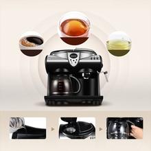 1.5L Office Automatic Espresso Coffee Machine American Cafe