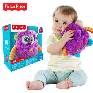 Toys Growls Fisher-Price Educational-Sensory Baby Music-Box 0-12-Month for Giggles Monster