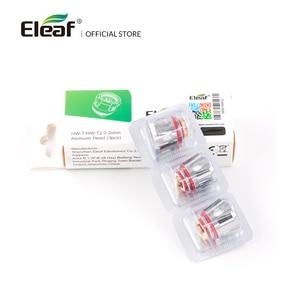 Image 5 - 3 قطعة/الوحدة الأصلي Eleaf HW T/HW T2 0.2ohm رئيس ل Eleaf iJust 3 برو عدة مع نظام التوربينات مبتكرة السجائر الإلكترونية