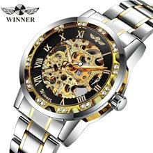 Watches Men Clock Steel