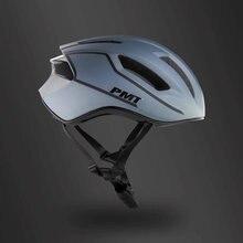 PMT Ultralight yol bisiklet kask aerodinamik hızlı yarış spor bisiklet kaskları erkekler kadınlar için MTB dağ yol bisiklet kaskı