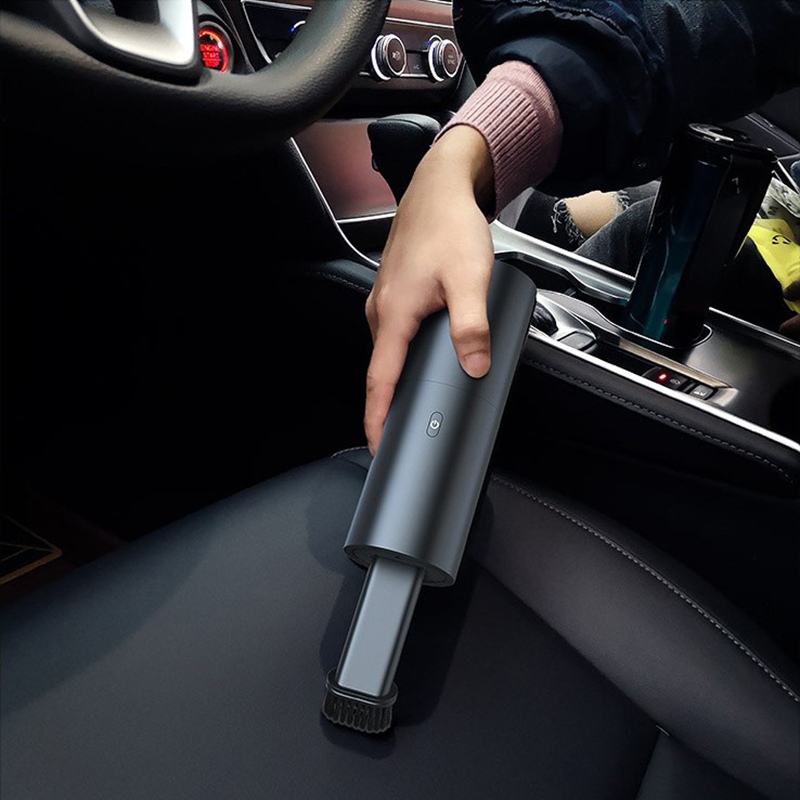 Mini Wireless Handheld Car Dual-use Small Portable Wireless Vacuum Cleaner
