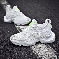 Original 3D Vamp Robots Cyberspace White Skateboard Shoes Summer Lovers Mesh Sneakers Runway Mens Shoes Jordan Zapatos De Hombre