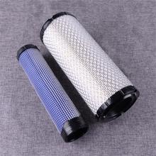 DWCX 2 adet Hava filtre kiti Aksesuarları Için Fit Değiştirir BOBCAT 6672467 6672468 DONALDSON P821575 P822858