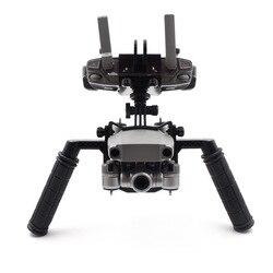 DJI Mavic2 Pro YULAI vehículo aéreo no tripulado soporte de cabeza de trípode de mano